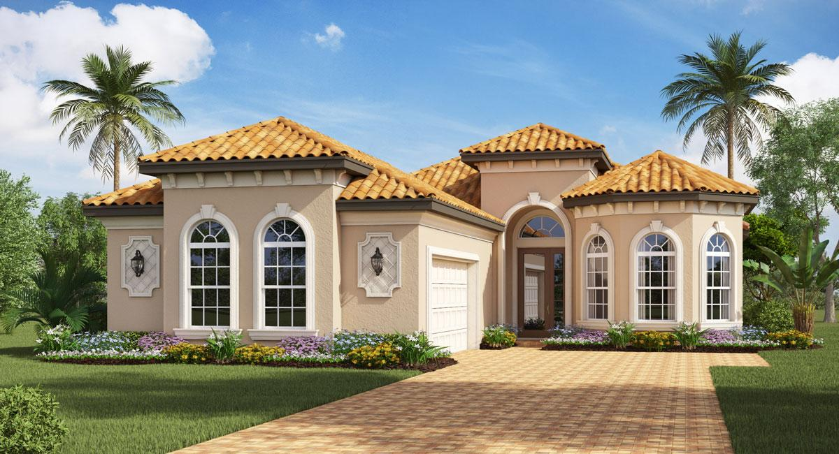 Floor Plans | Palm Coast Home Builders | Bellagio Custom Homes